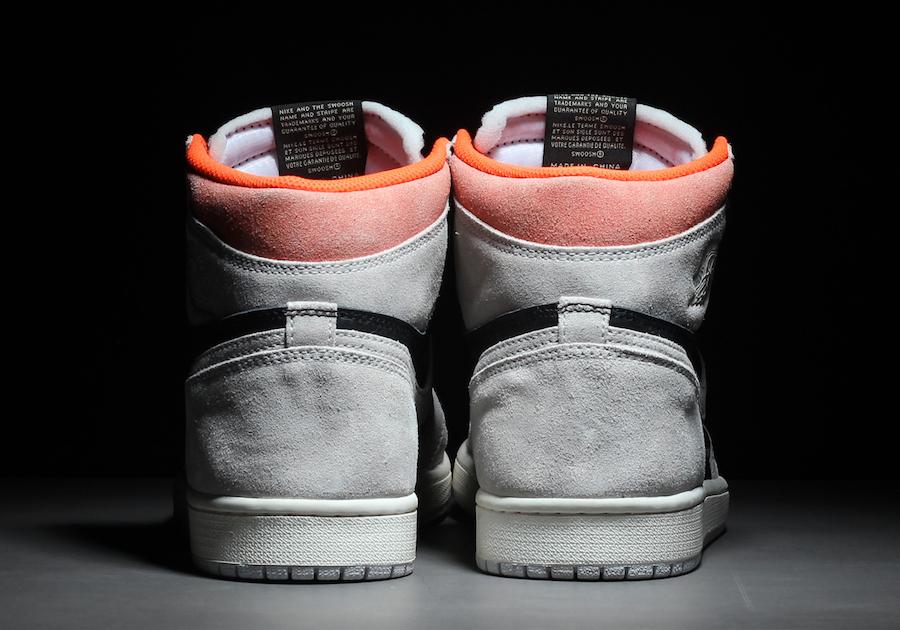 "Air Jordan 1 ""Neutral Grey"""