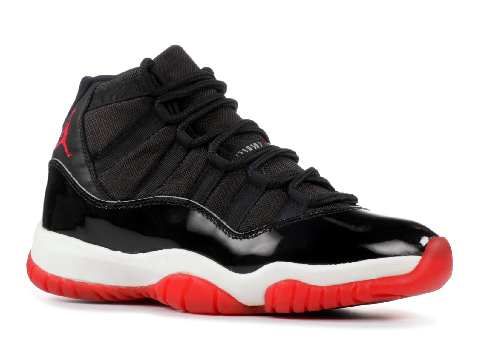 "Air Jordan 11 ""Bred"""