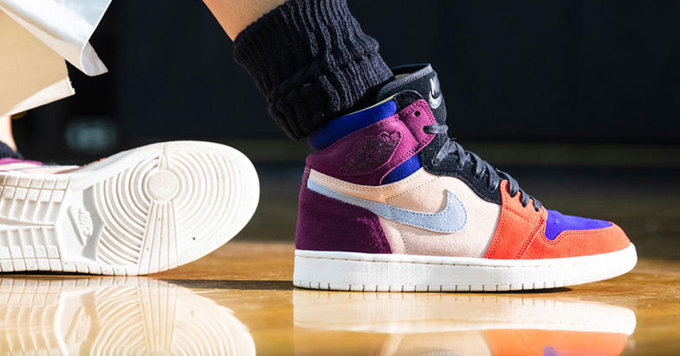 Aleali May x Air Jordan 1