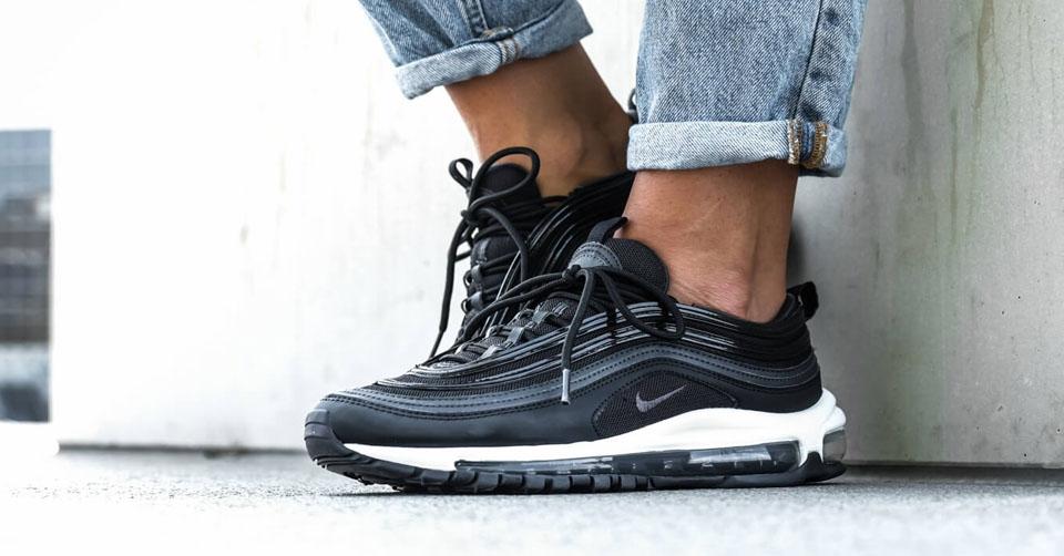 Nike Air Max 97 Grey Suede Premium 921826 002