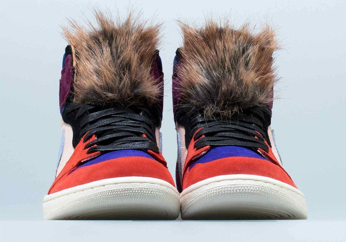 Aleali May x Air Jordan 1