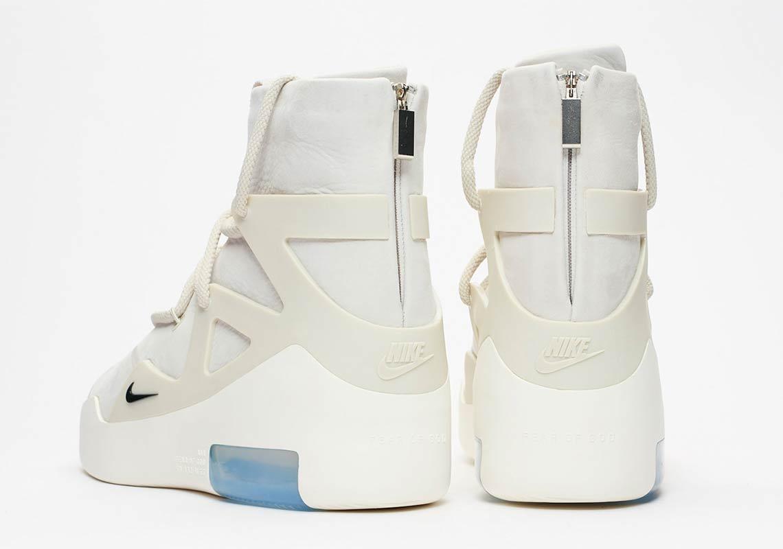 Nike Air Fear Of God 1 'Light Bone'