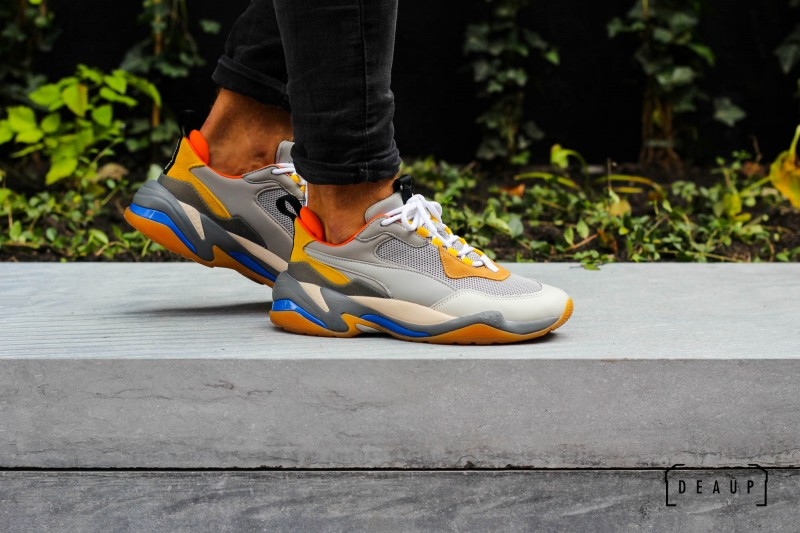 PUMA THUNDER SPECTRA 'DRIZZLE STEEL GRAY'