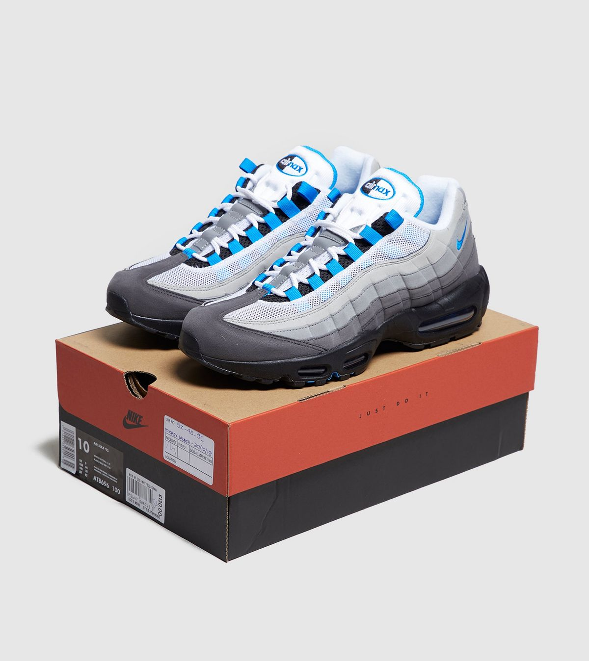 De Nike Air Max 95 Retro OG 'Crystal Blue' is nu