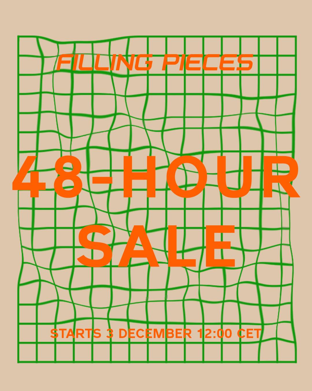 Filling Pieces Sale