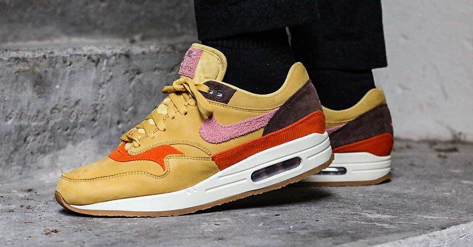 Nike Air Max 1 Premium 'Wheat Gold' Archieven | Sneakerjagers