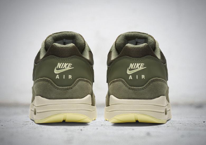 Nu verkrijgbaar: De Nike Air Max 1 SE 'Medium Olive
