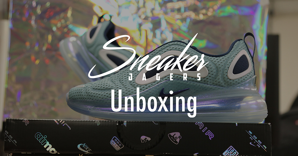 Unboxing: Nike Air Max 720 'Northern Lights Day' | Sneakerjagers
