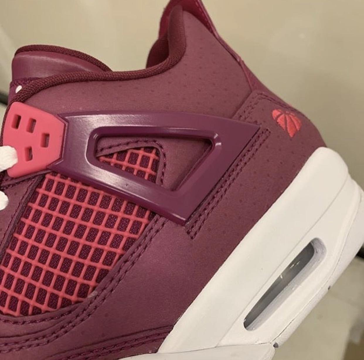"""Air Jordan 4 """"True Berry"""""""