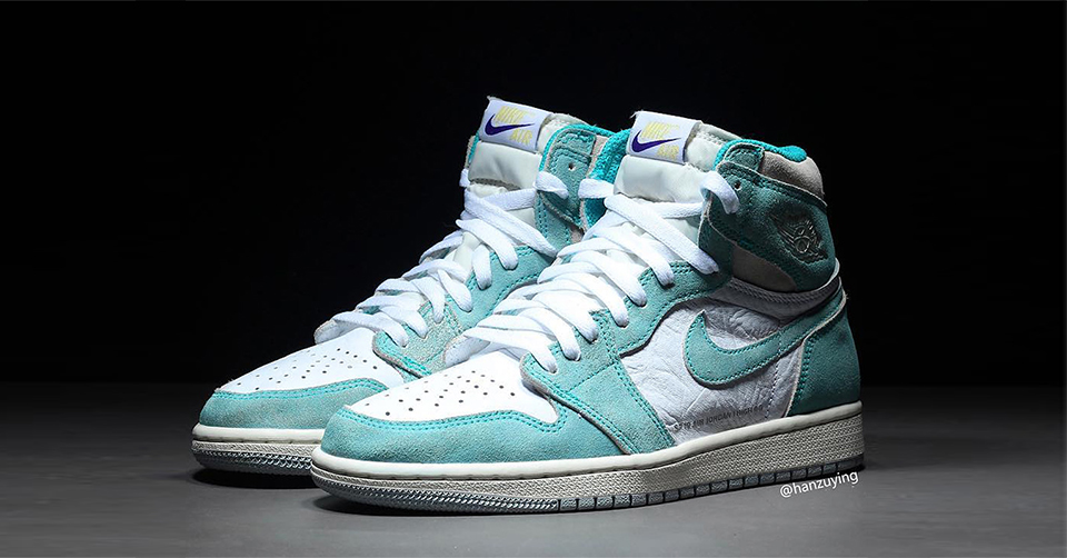 "Air Jordan 1 ""Turbo Green"""