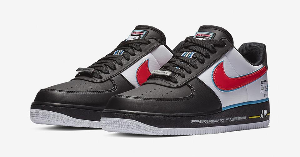 Nike Air Force 1 Racing All Star