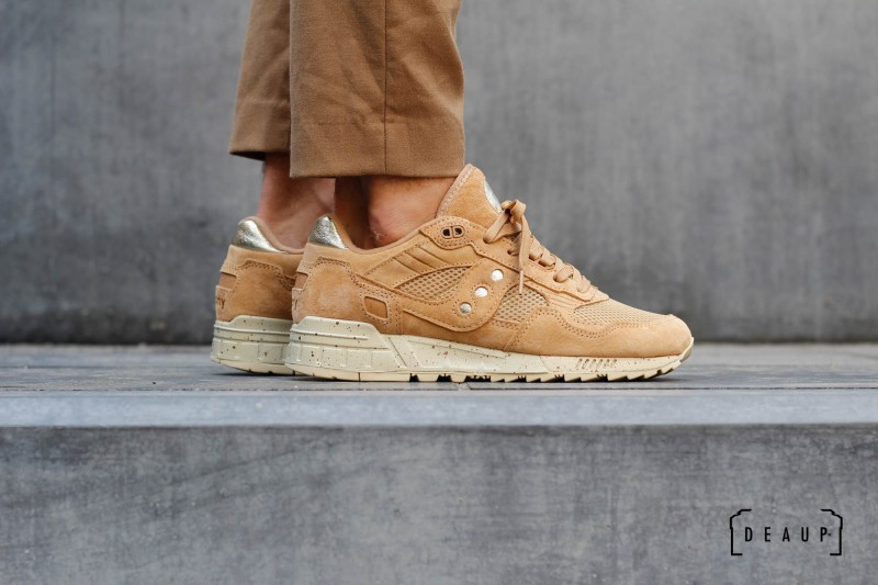 SAUCONY SHADOW 5000 GOLD RUSH PACK