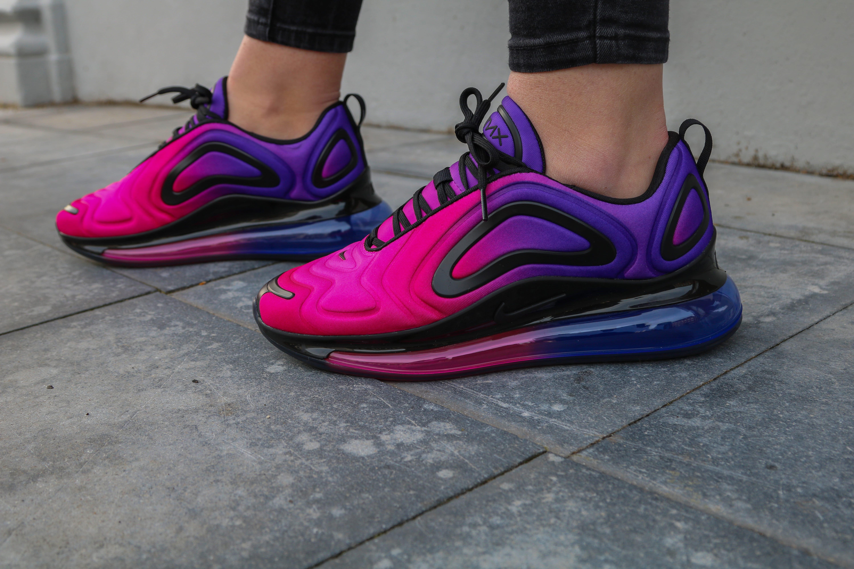 Air Max 720 sneakers Roze