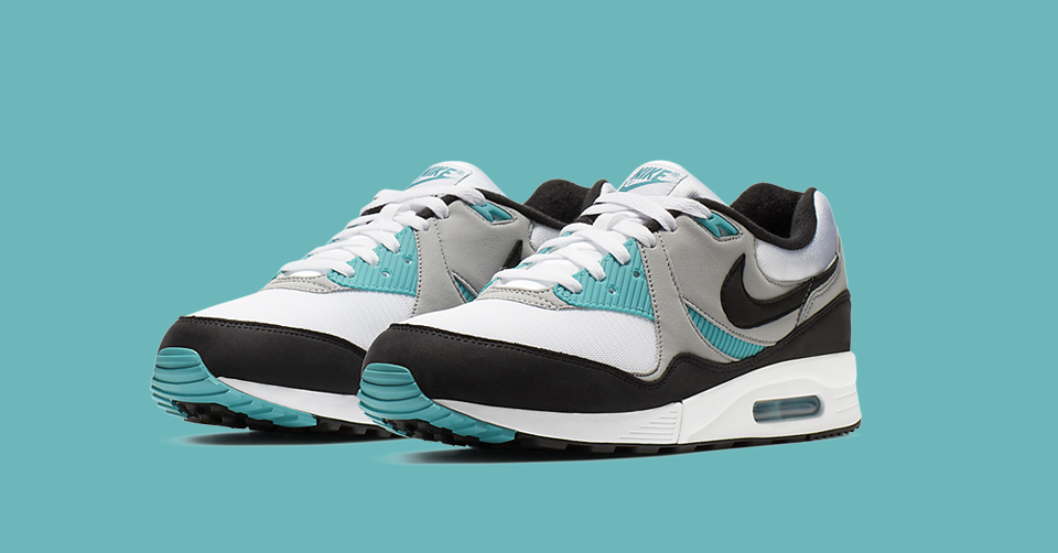 Nike Air Max Light shoes grey blue