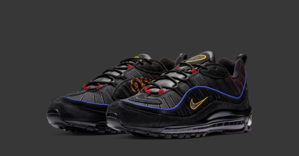 Top 10 Nike Air Max '98 | Sneakerjagers