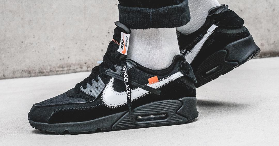 Release Reminder: Off White X Nike Air Max 90 | Sneakerjagers