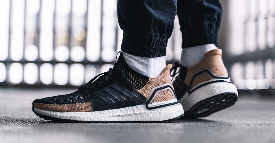 ADIDAS ULTRA BOOST 19 'CLEAR BROWN' F35241