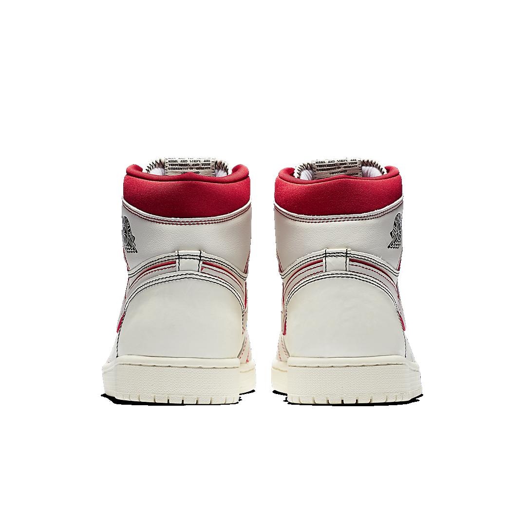 Air Jordan 1 'Sail/University Red'