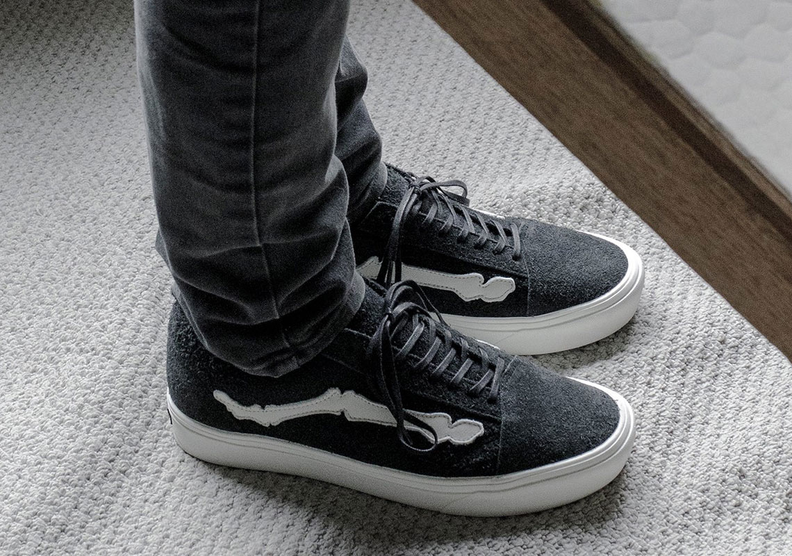 Blends x Vans Old Skool LX ComfyCush