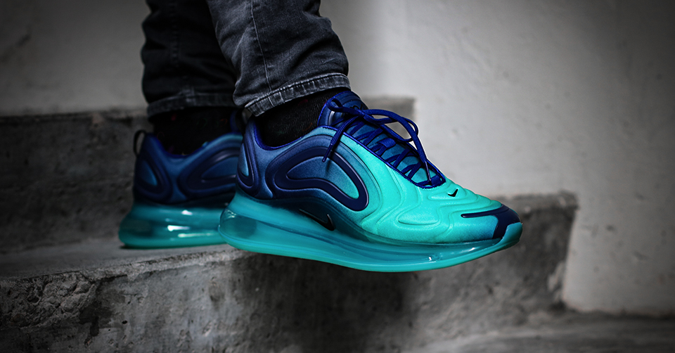 NIKE AIR MAX 720 'SEA FOREST' AO2924-400