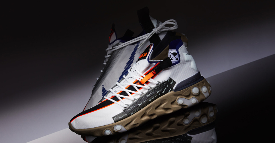 NIKE REACT WR ISPA 'SUMMIT WHITE' AR8555-100