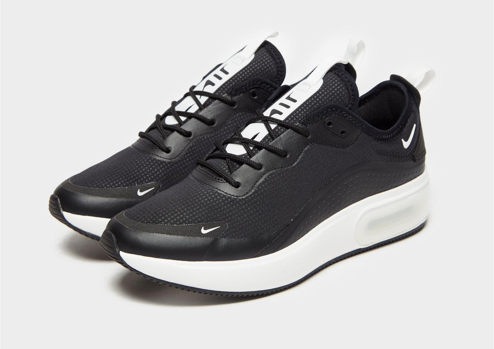 JD Sports Exclusive Nike Air Max 90 in Black & Grey