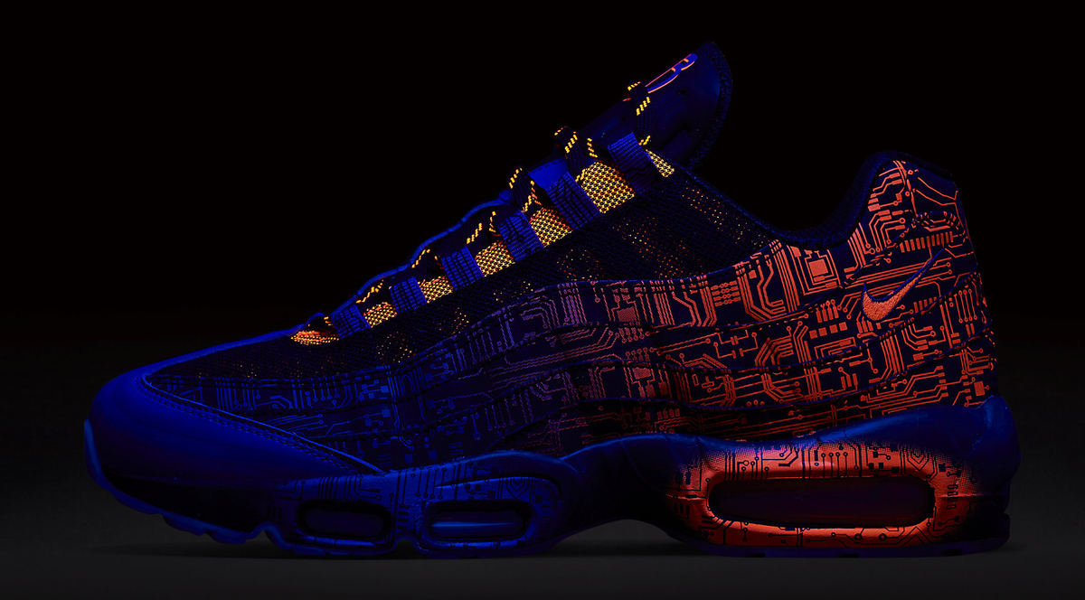 Nike Air Max 95 Doernbecher