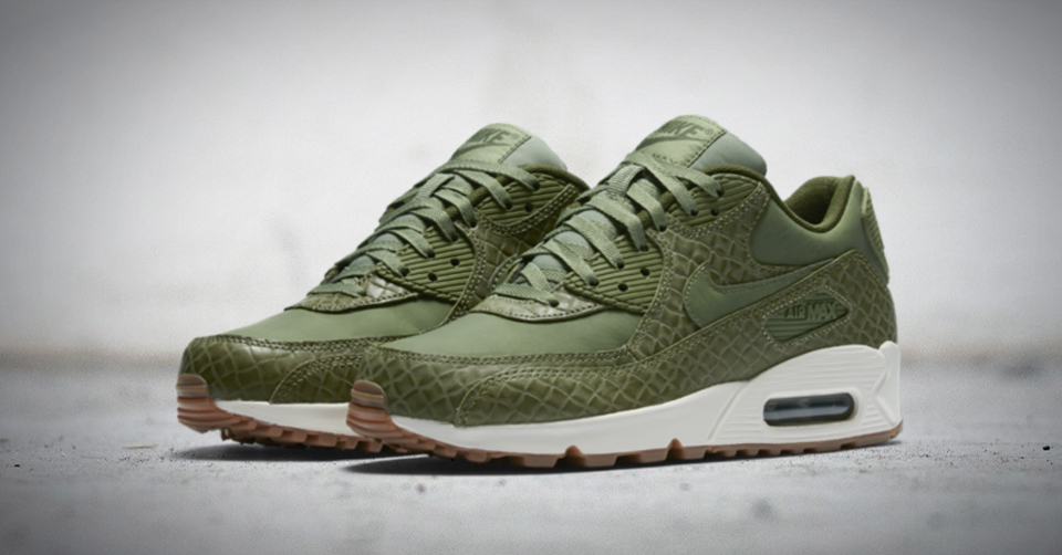 nike air max 90 ultra se groen