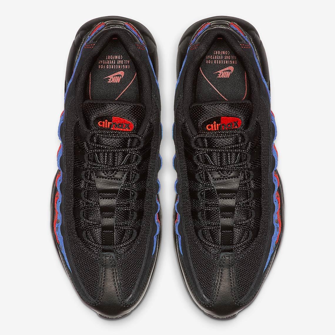 Nike Air Max 95 'Black Animal'