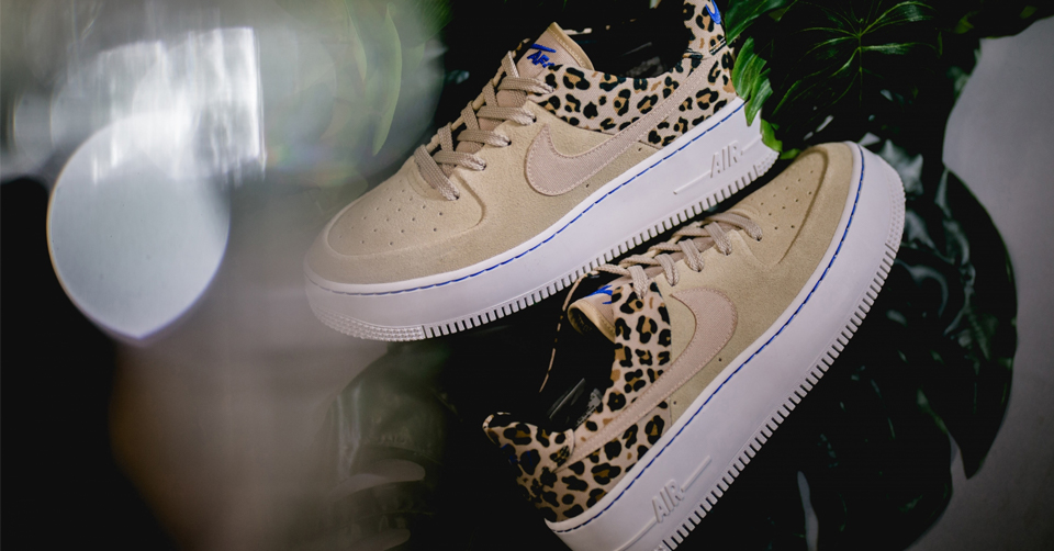 Nike WMNS Air Force 1 Sage 'Leopard' BV1979-200