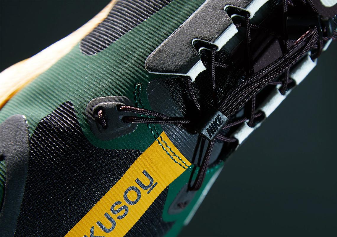 Nike Gyakusou collectie Gyakusou x Nike Vaporfly 4% Gyakusou x Nike Pegasus Turbo 'FIR'