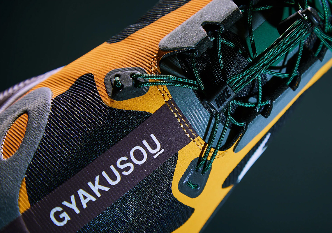 Nike Gyakusou collectie Gyakusou x Nike Vaporfly 4% Gyakusou x Nike Pegasus Turbo 'IRON GREY'