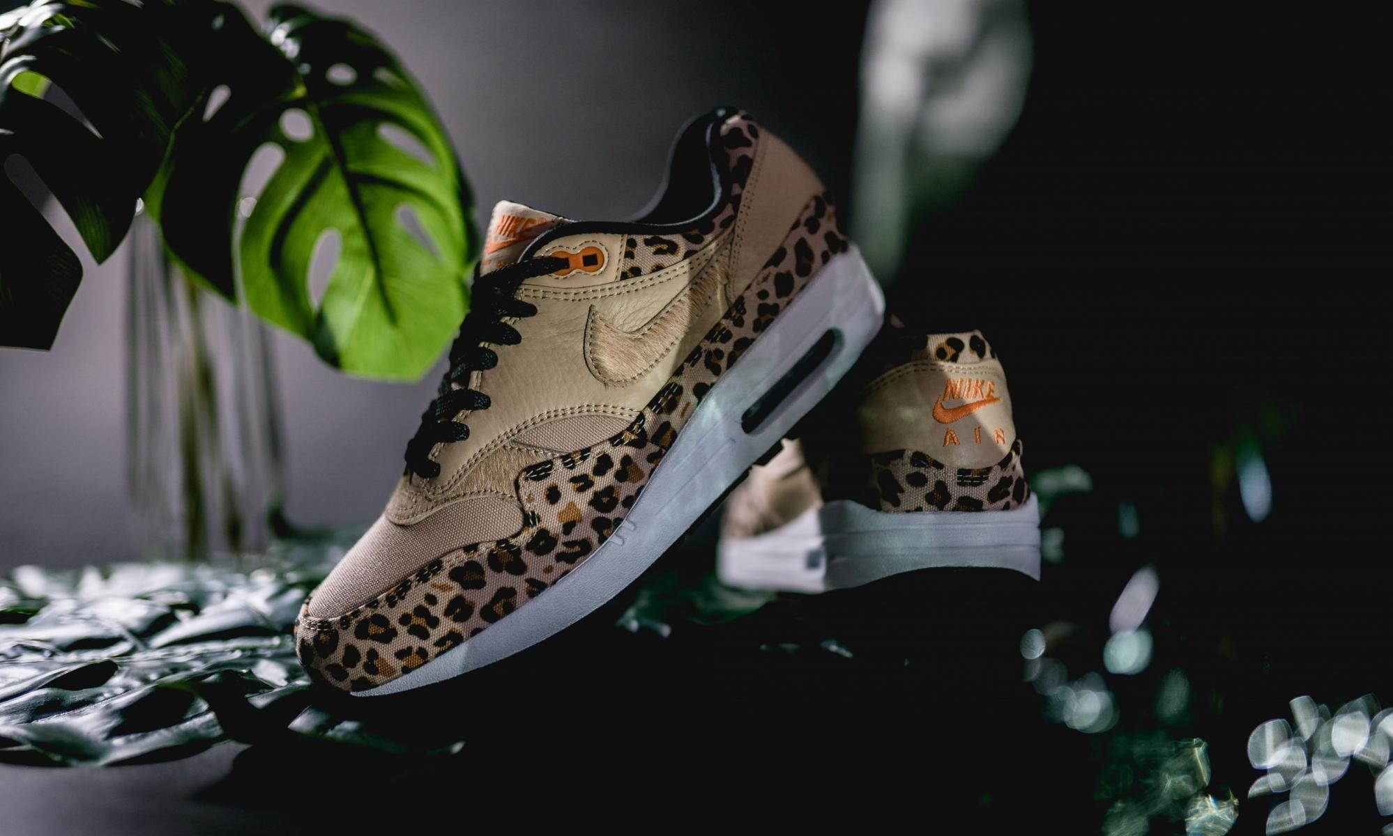 EARLY DROP: Nike Air Max 1 Premium 'Leopard