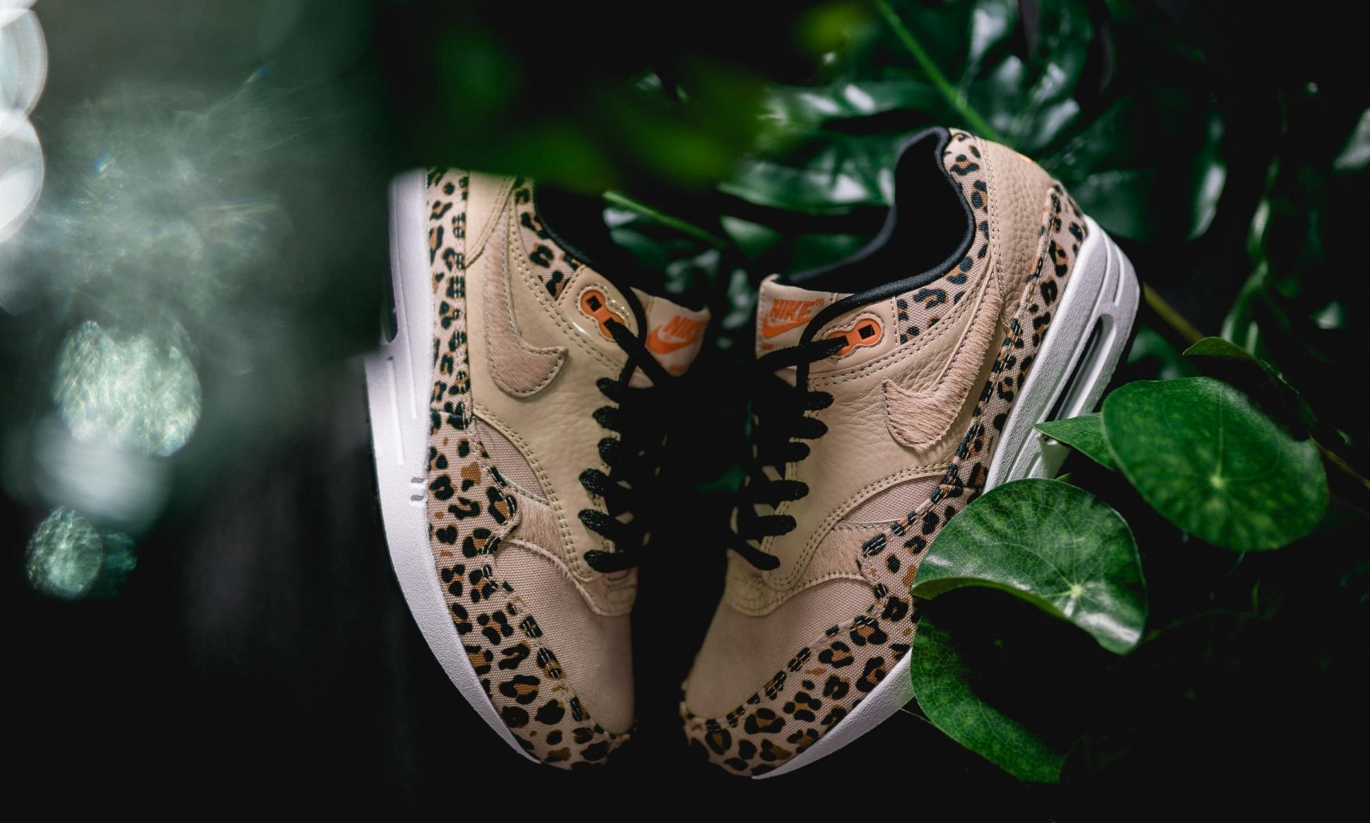 Nike Air Max 1 Premium 'Leopard'