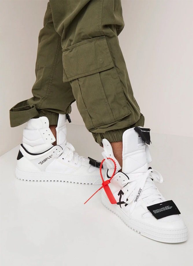 Off-White top 10 sneakers