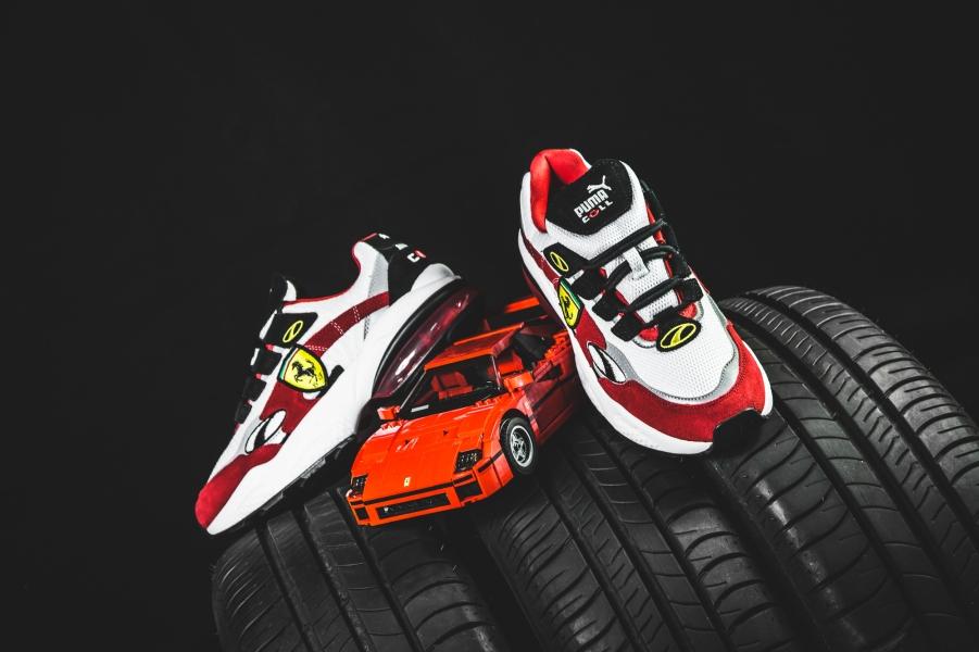 Ferrari x PUMA CELL Venom 370338-01
