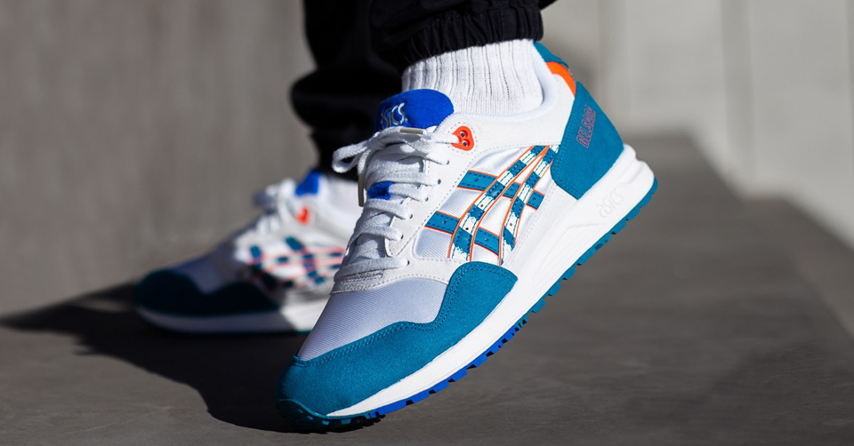 ASICS GEL-SAGA 'TEAL BLUE' 1191A153-100