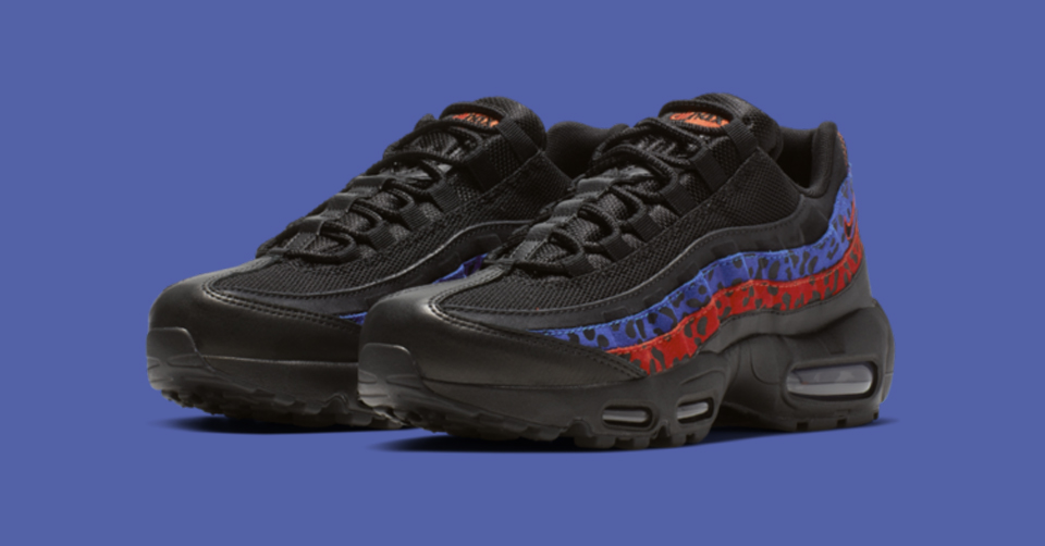 NIKE WMNS AIR MAX 95 PREMIUM 'BLACK ANIMAL' CD0180-001