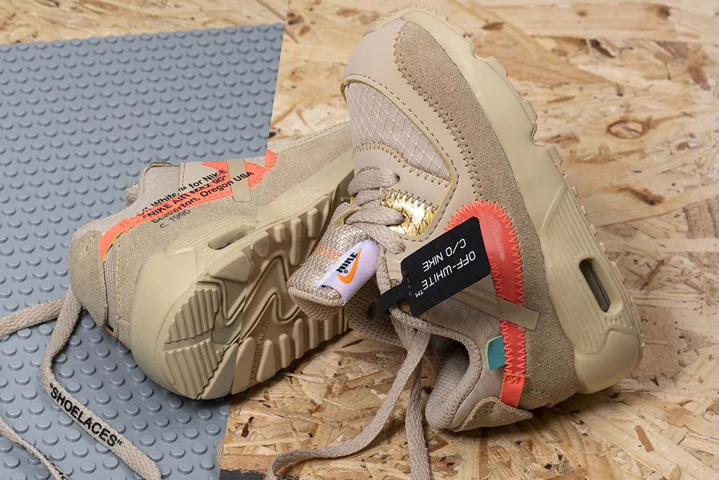 Off-White x Nike Air Max 90 BT