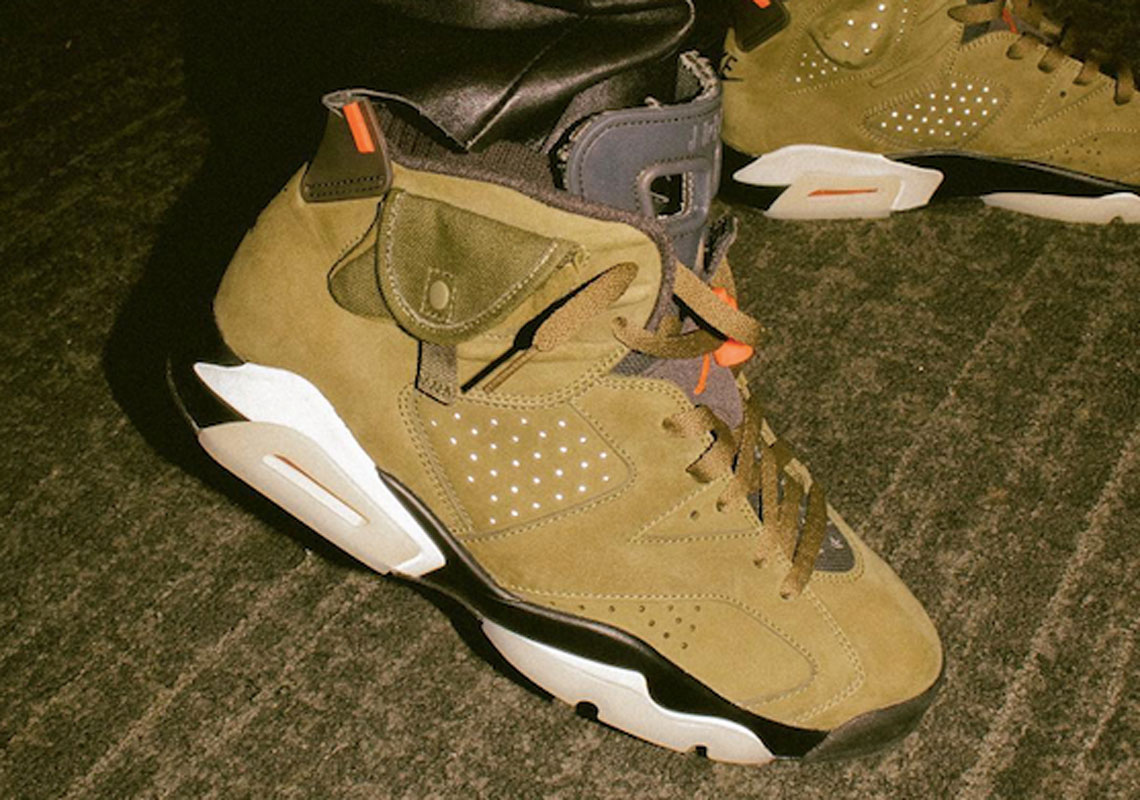 Air Jordan ''Cactus Jack''