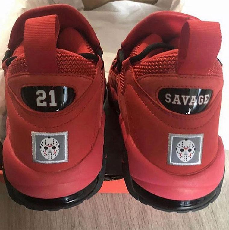 21 Savage x Nike Air More Money