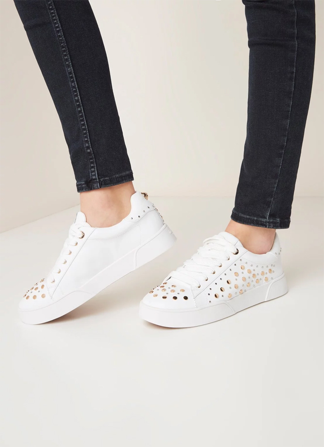 Top 10 witte damessneakers