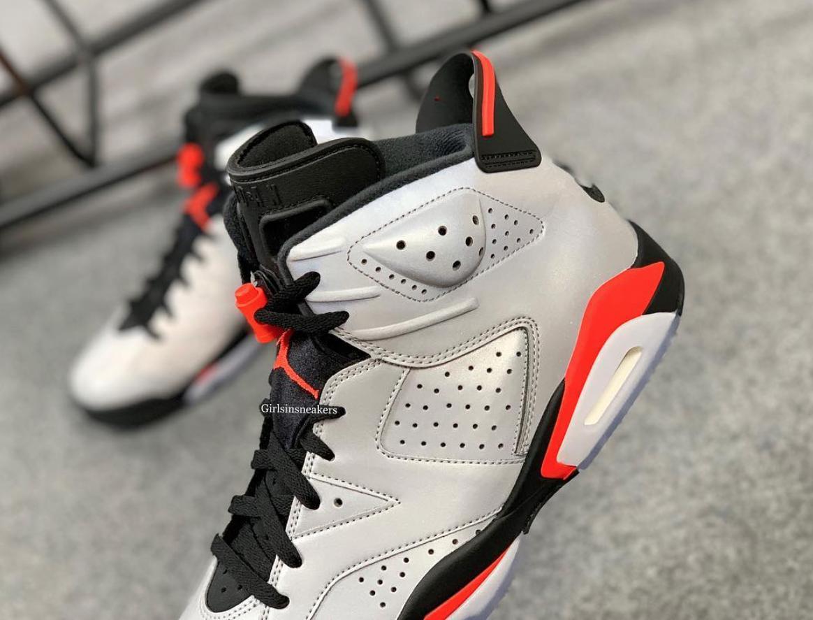 "Air Jordan 6 ""Reflective Infrared"""