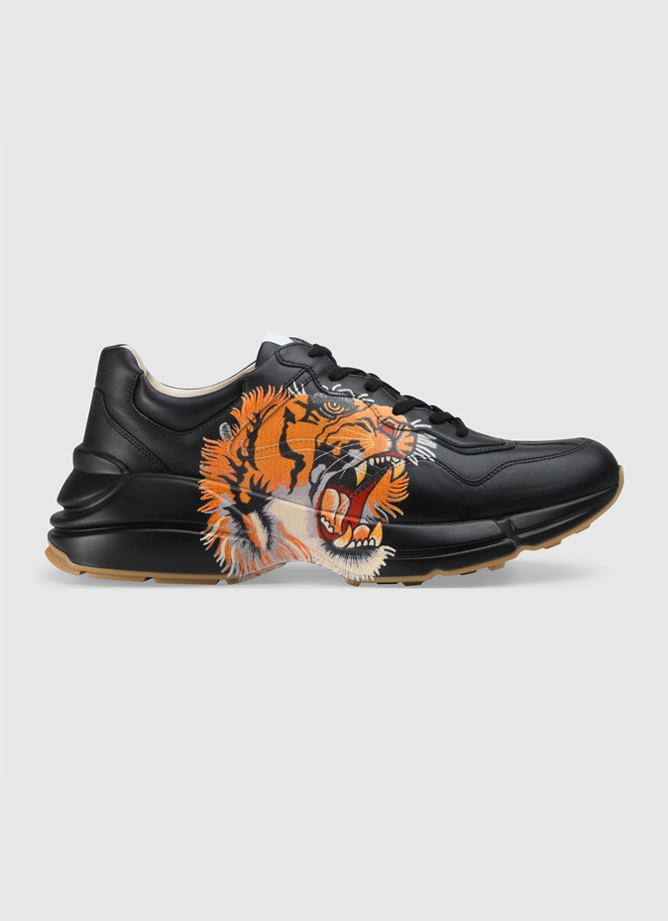 Gucci Rhyton sneaker tijger