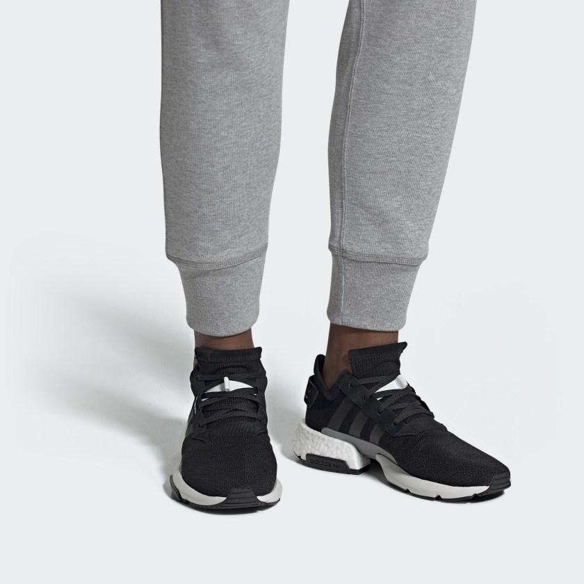 adidas POD-S3.1 'Black Silver'