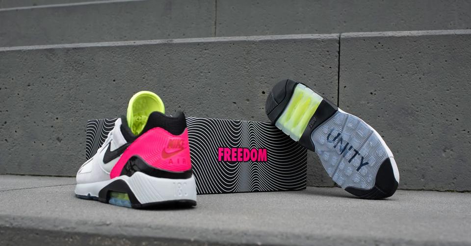 De Nike Air Max 180 'Berlin' is een ode aan de Berlijnse ...