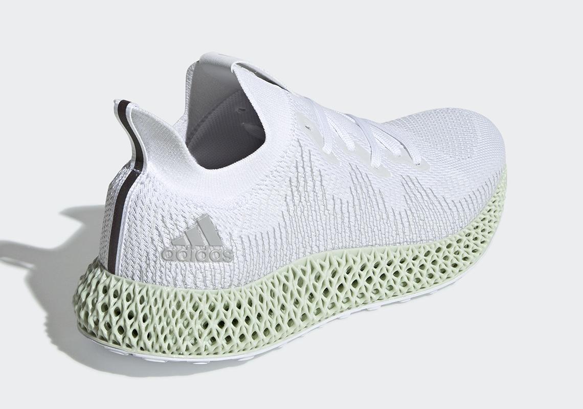 adidas Alphaedge 4D 'White'