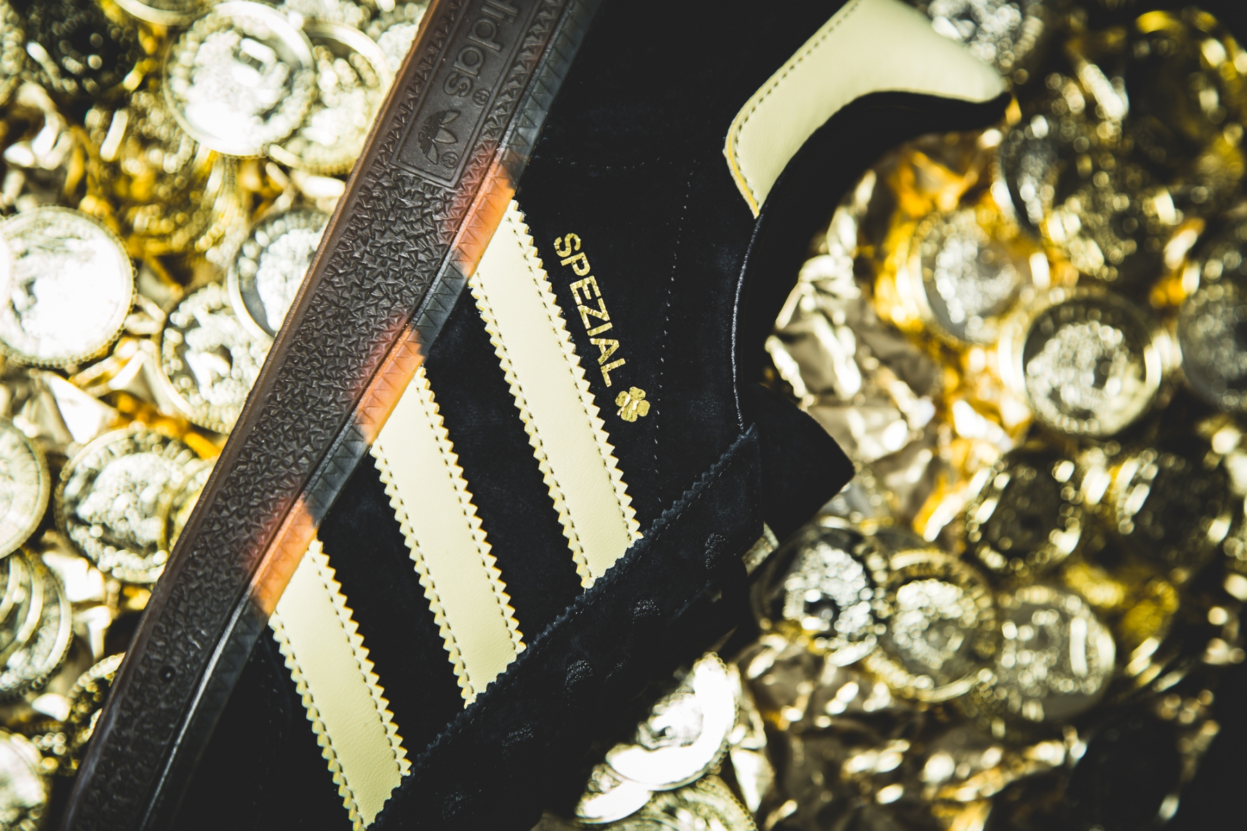adidas Handball Spezial 'St. Patricks Day Gold'