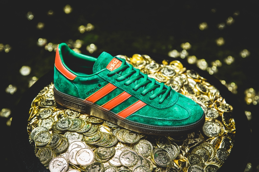 adidas Handball Spezial 'St. Patricks Day Green'