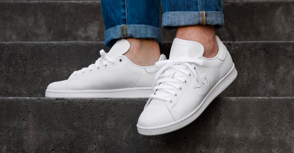 adidas stan smith dames zwart wit